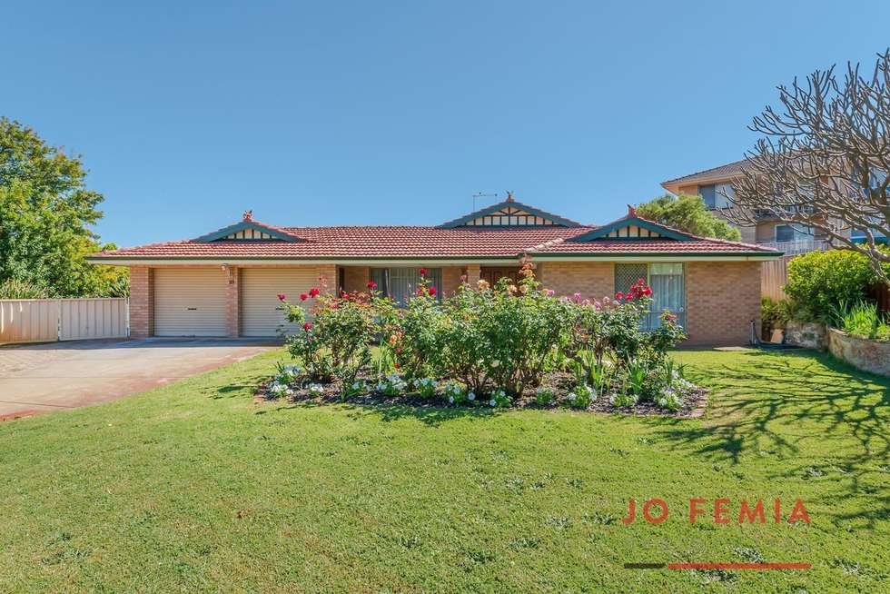 Second view of Homely house listing, 33 Osborne Place, Stirling WA 6021