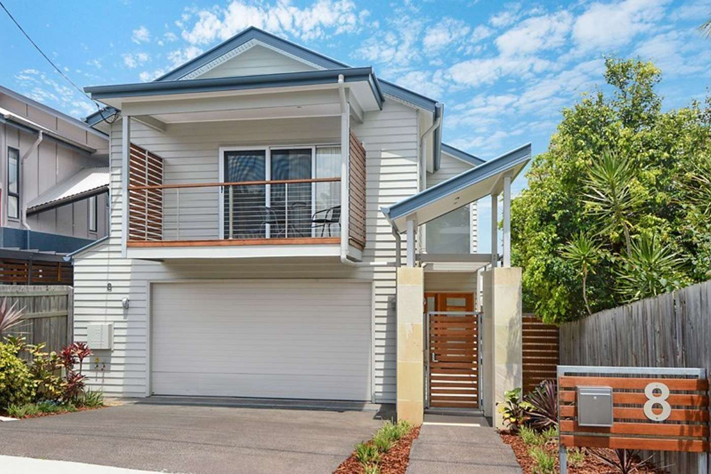Main view of Homely house listing, 8 South Street, Newmarket QLD 4051