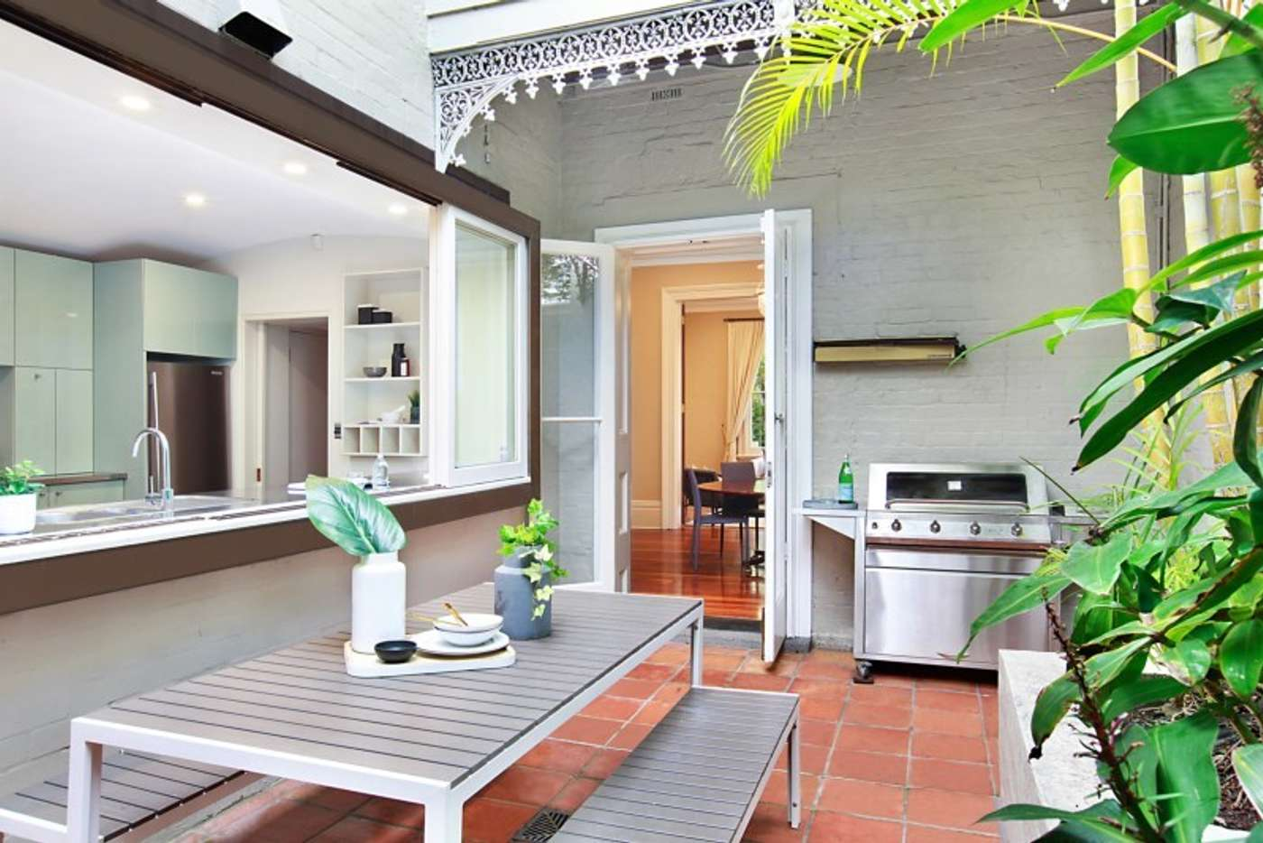 Sixth view of Homely house listing, 55 Brown Street, Paddington NSW 2021