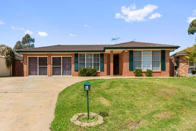 4 Lyra Place, Hinchinbrook NSW 2168