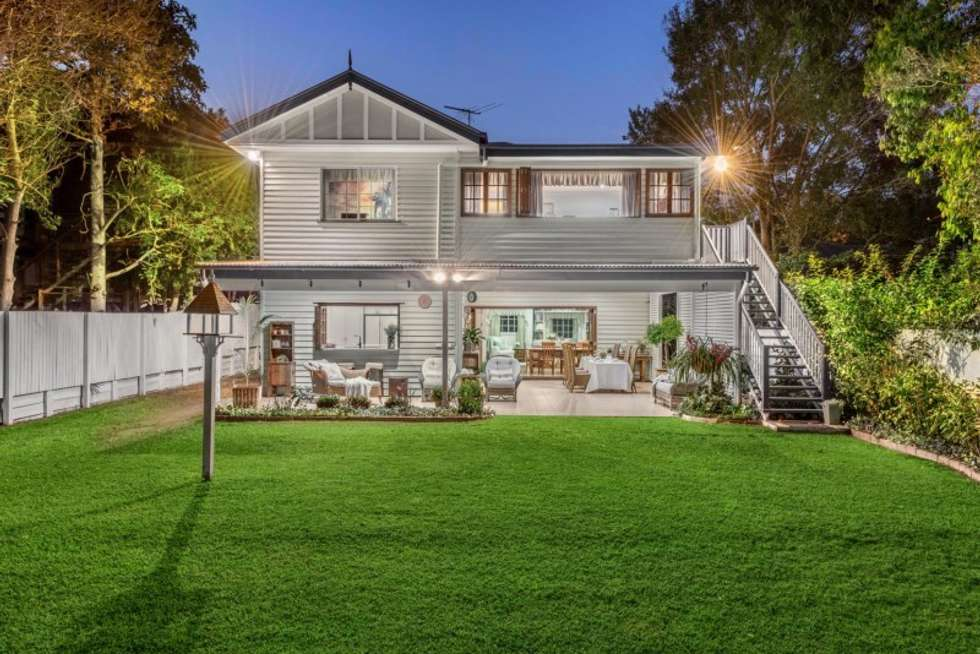Second view of Homely house listing, 36 Willmington Street, Newmarket QLD 4051