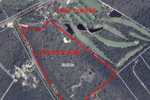 LOT 13 Round Hill Road, Round Hill QLD 4677