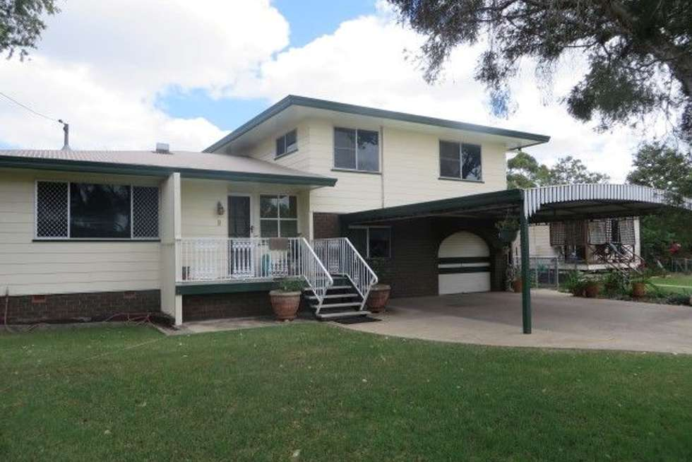 Second view of Homely house listing, 9 Elmer Street, Roma QLD 4455