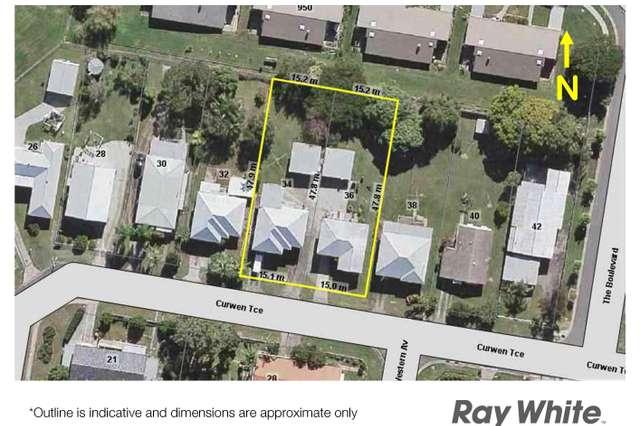 34 & 36 Curwen Terrace, Chermside QLD 4032