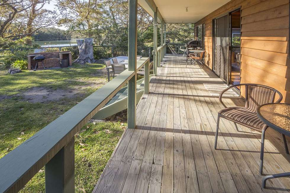 Second view of Homely house listing, 10 Centre Street, Lake Tabourie NSW 2539