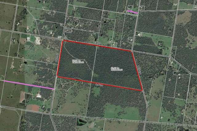 476 Goebels Rd (cnr Mt Forbes School Road), Mount Forbes QLD 4340