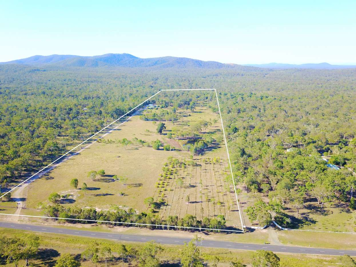 Main view of Homely house listing, 252 Murphy Road, Captain Creek, QLD 4677