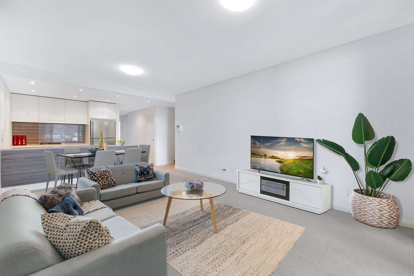 Main view of Homely apartment listing, 418/16 Baywater Drive, Wentworth Point NSW 2127
