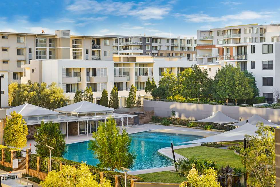 Second view of Homely apartment listing, 418/16 Baywater Drive, Wentworth Point NSW 2127