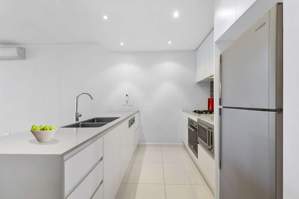 Third view of Homely apartment listing, 418/16 Baywater Drive, Wentworth Point NSW 2127