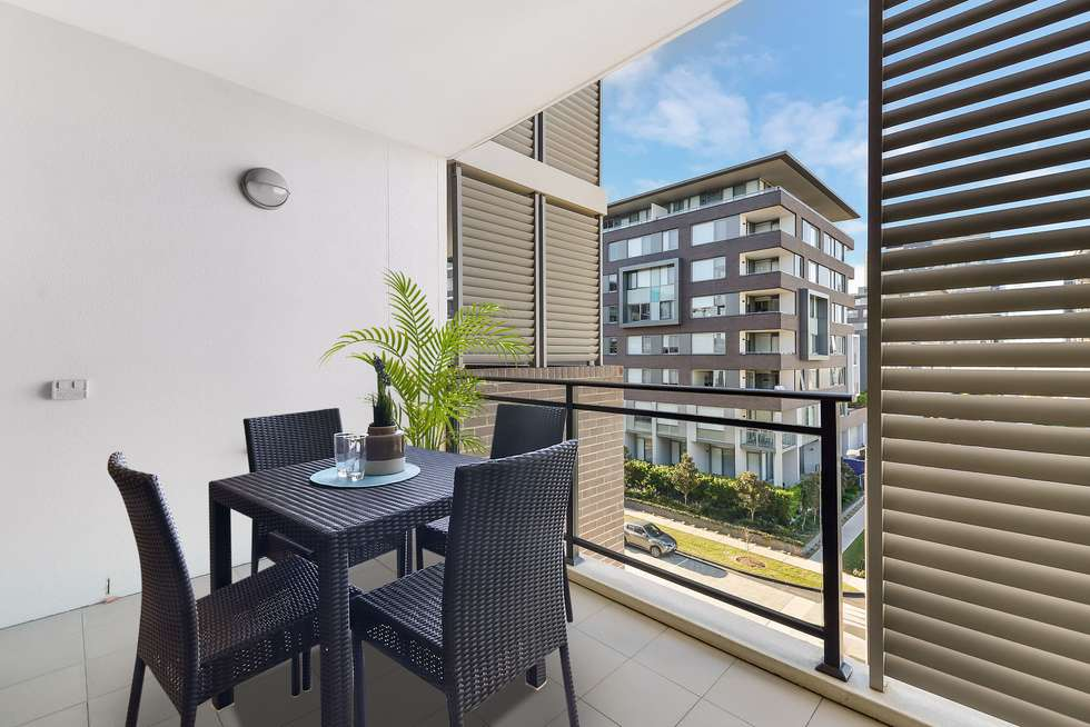 Fourth view of Homely apartment listing, 418/16 Baywater Drive, Wentworth Point NSW 2127