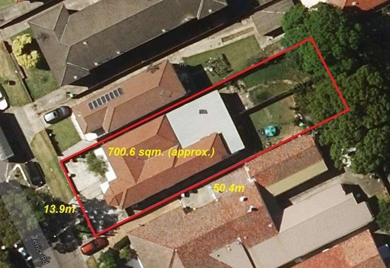 Main view of Homely house listing, 37-37A Yerrick Road, Lakemba, NSW 2195
