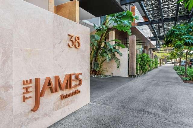 The James, 38 Helen Street, Teneriffe QLD 4005