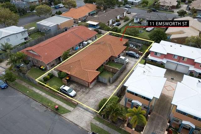 1-2 11 Emsworth Street, Wynnum QLD 4178