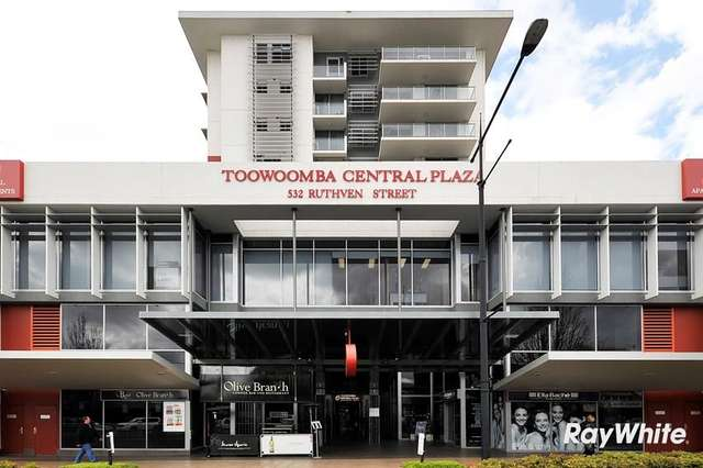 708/532 Ruthven Street, Toowoomba City QLD 4350