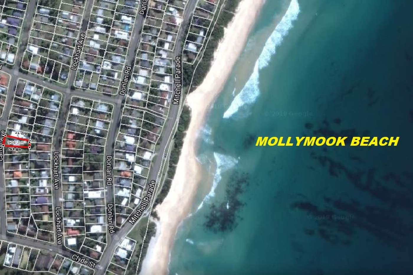 Main view of Homely house listing, 88 Carroll Avenue, Mollymook Beach NSW 2539