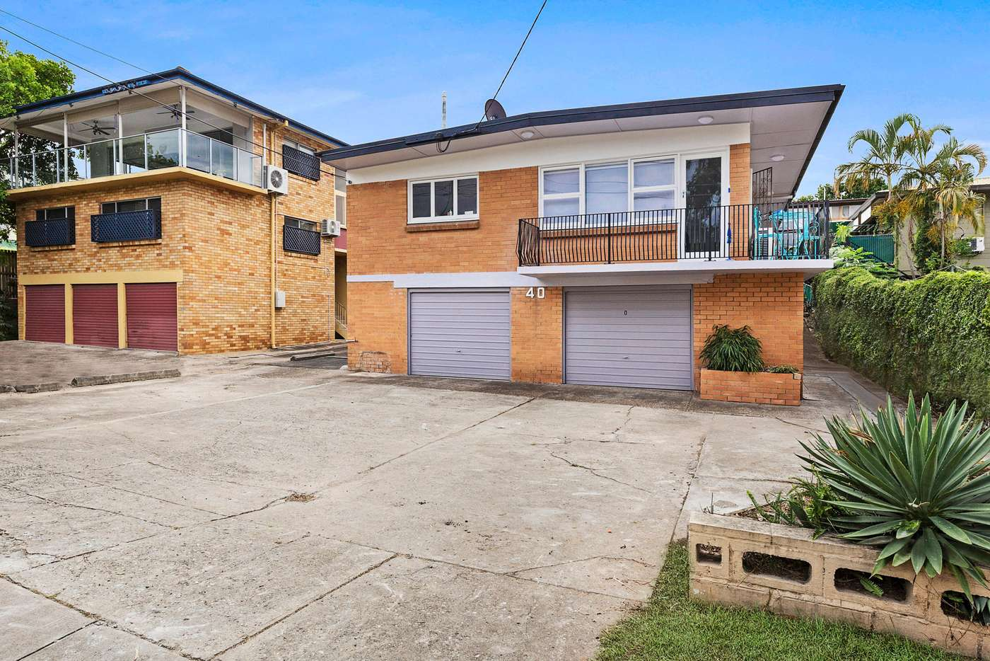 Main view of Homely apartment listing, 2/40 Edmondstone Street, Newmarket QLD 4051