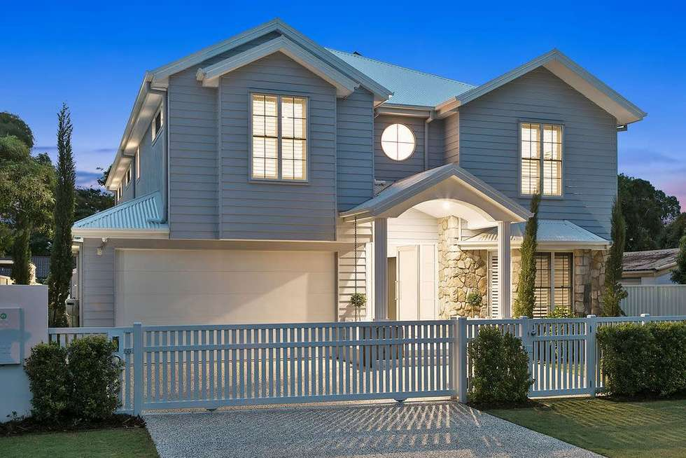 Second view of Homely house listing, 66 Beachcrest Road, Wellington Point QLD 4160