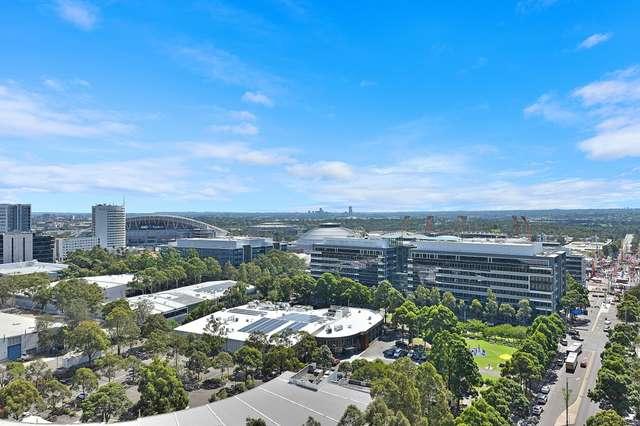 1710/1 Australia Avenue, Sydney Olympic Park NSW 2127
