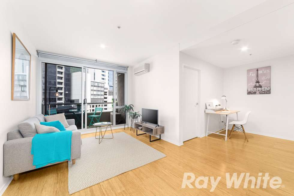 Second view of Homely apartment listing, 901/1 Bouverie Street, Carlton VIC 3053
