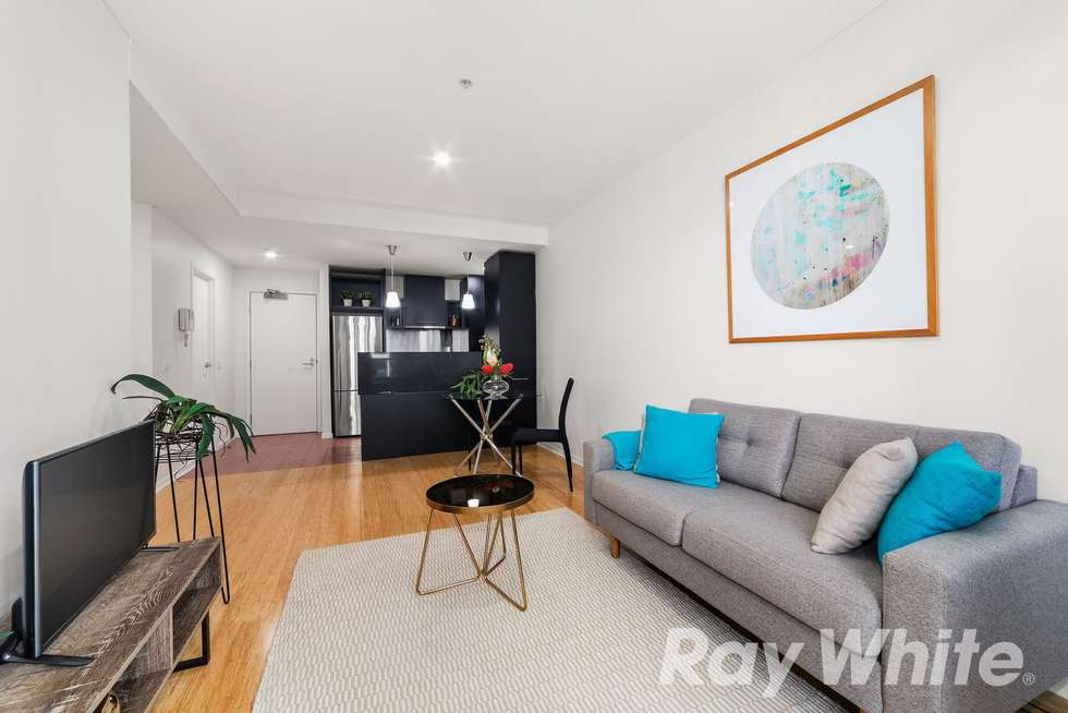 Third view of Homely apartment listing, 901/1 Bouverie Street, Carlton VIC 3053