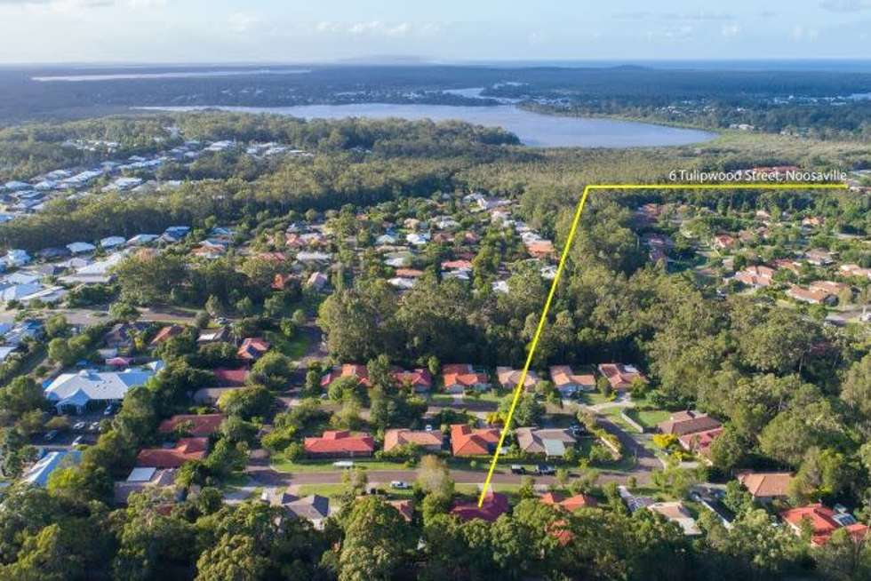 Third view of Homely house listing, 6 Tulipwood Street, Noosaville QLD 4566
