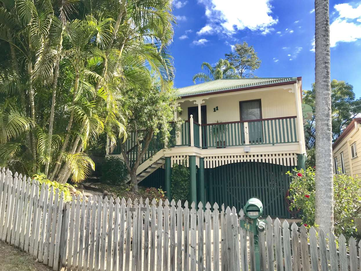 Main view of Homely house listing, 11 Howitt Street, Taringa, QLD 4068