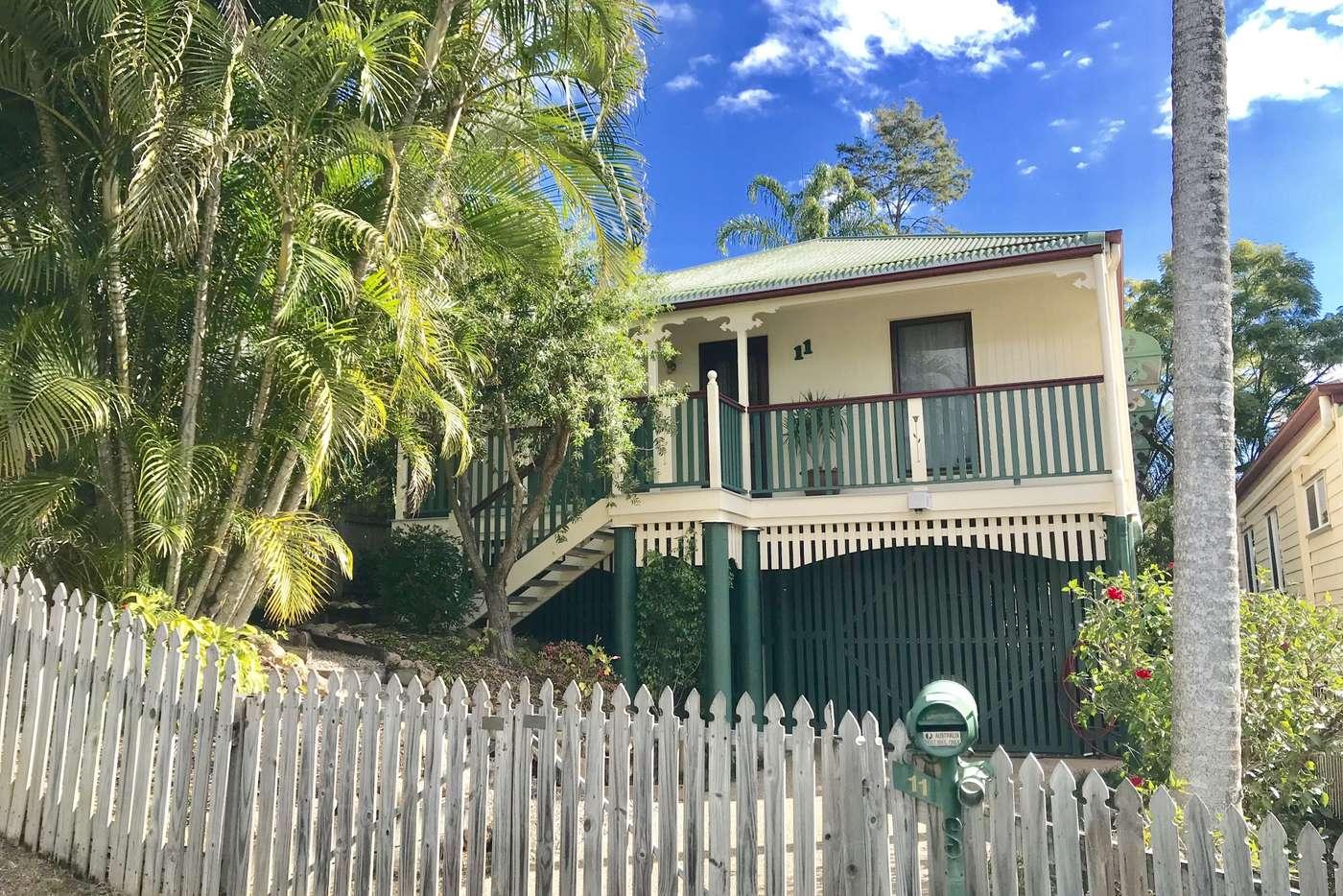 Main view of Homely house listing, 11 Howitt Street, Taringa QLD 4068