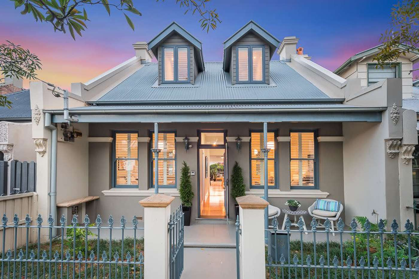 Main view of Homely house listing, 70 Young Street, Annandale NSW 2038