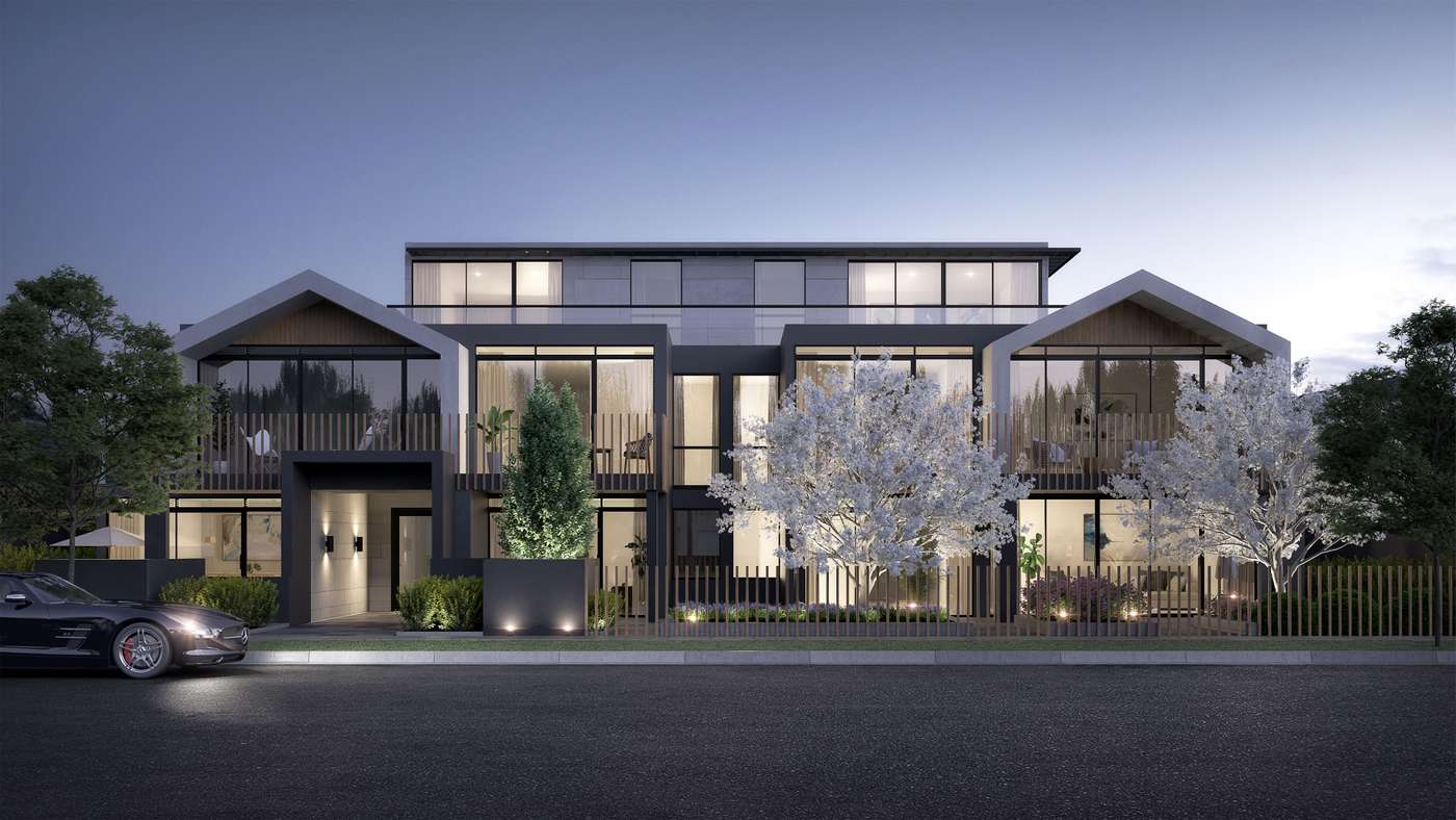 Main view of Homely apartment listing, G.02 23-25 Clapham Street, Thornbury, VIC 3071