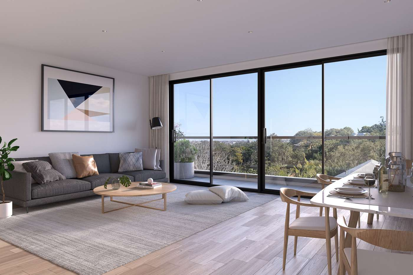 Fifth view of Homely apartment listing, G.06 23-25 Clapham Street, Thornbury VIC 3071