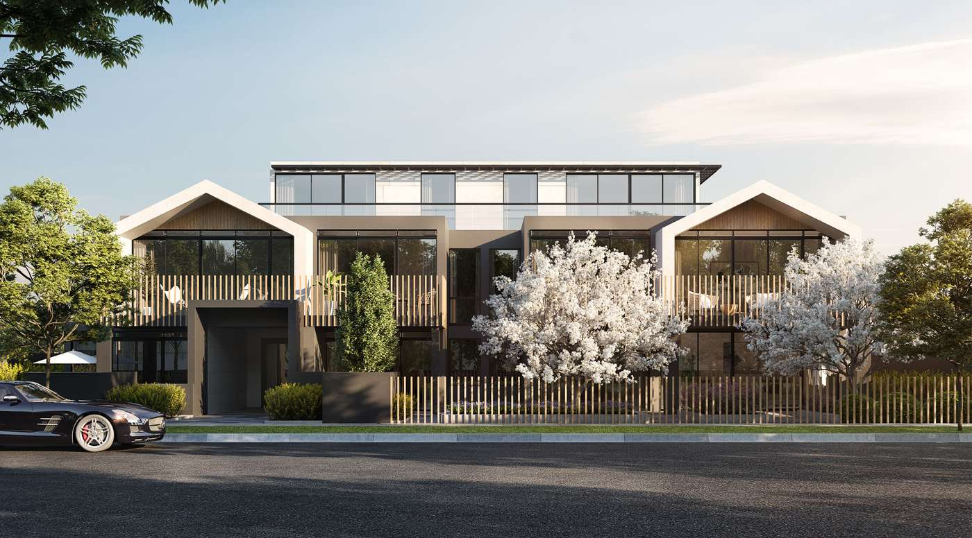 Main view of Homely apartment listing, 1.09 23-25 Clapham Street, Thornbury, VIC 3071