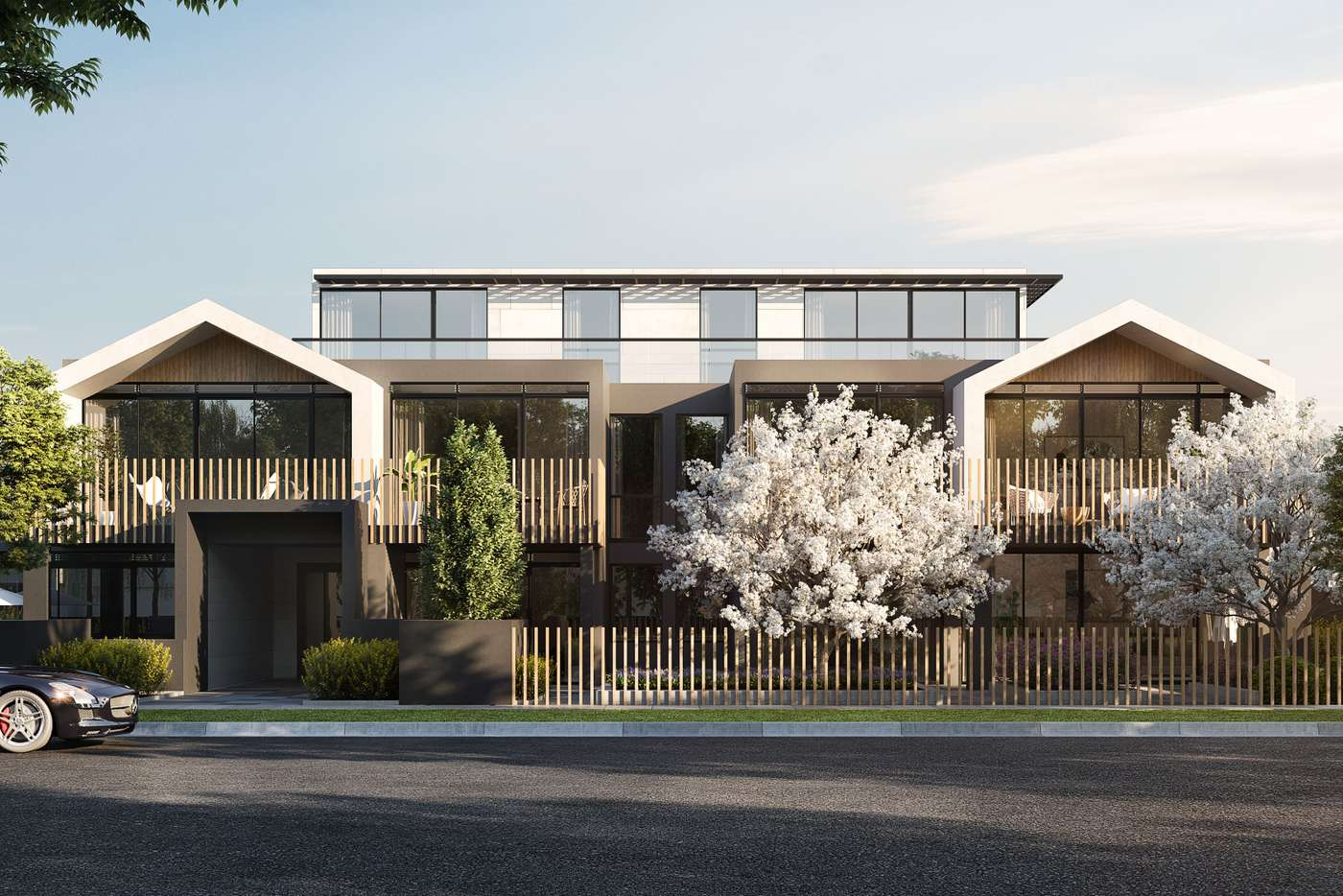 Main view of Homely apartment listing, 1.09 23-25 Clapham Street, Thornbury VIC 3071