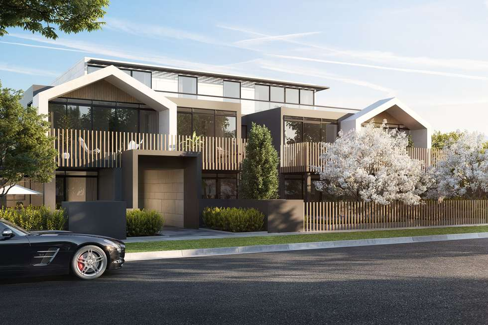 Second view of Homely apartment listing, 1.07 23-25 Clapham Street, Thornbury VIC 3071