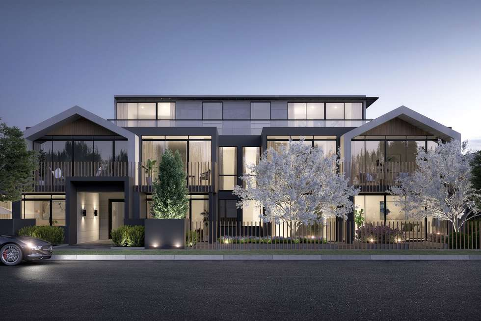 Fifth view of Homely apartment listing, 1.01 23-25 Clapham Street, Thornbury VIC 3071