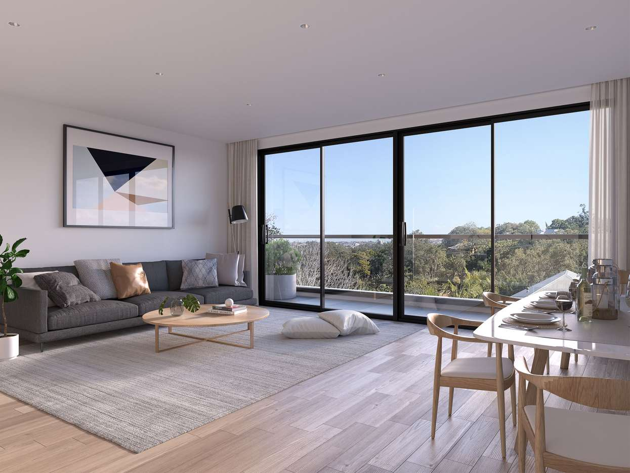 Main view of Homely apartment listing, 1.05 23-25 Clapham Street, Thornbury, VIC 3071