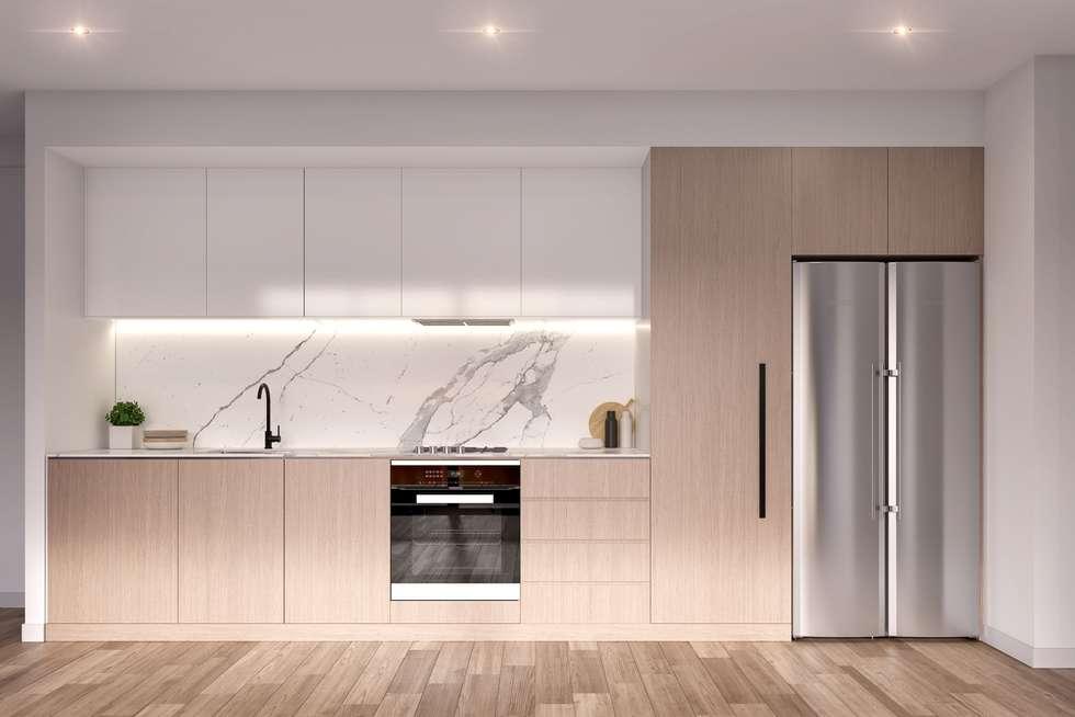 Fourth view of Homely apartment listing, 1.05 23-25 Clapham Street, Thornbury VIC 3071