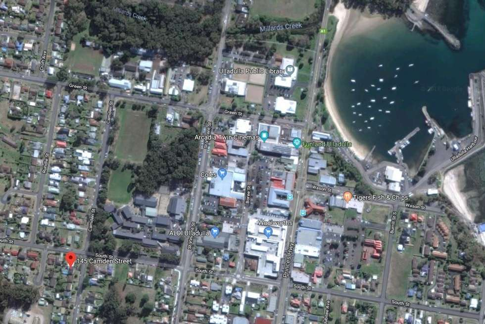 Second view of Homely house listing, 145 Camden Street, Ulladulla NSW 2539