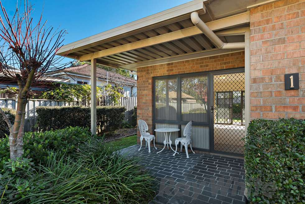 Second view of Homely unit listing, 1/82 Warners Bay Road, Warners Bay NSW 2282
