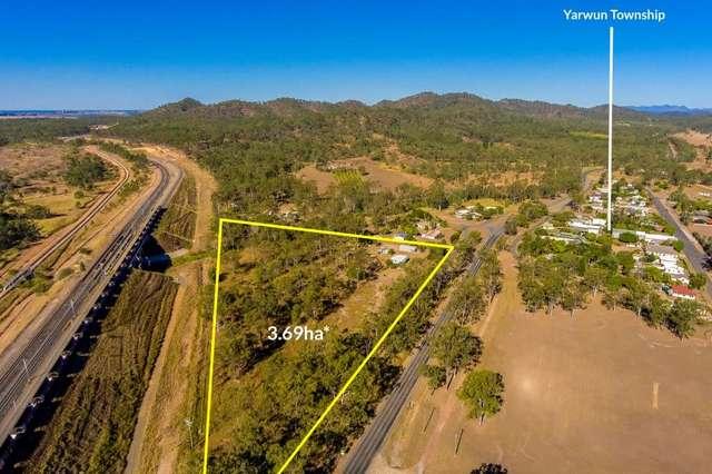 1396 Calliope River Road, Yarwun QLD 4694