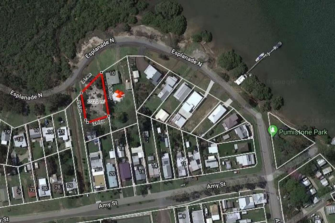 Main view of Homely residentialLand listing, 12 Esplanade North, Donnybrook QLD 4510