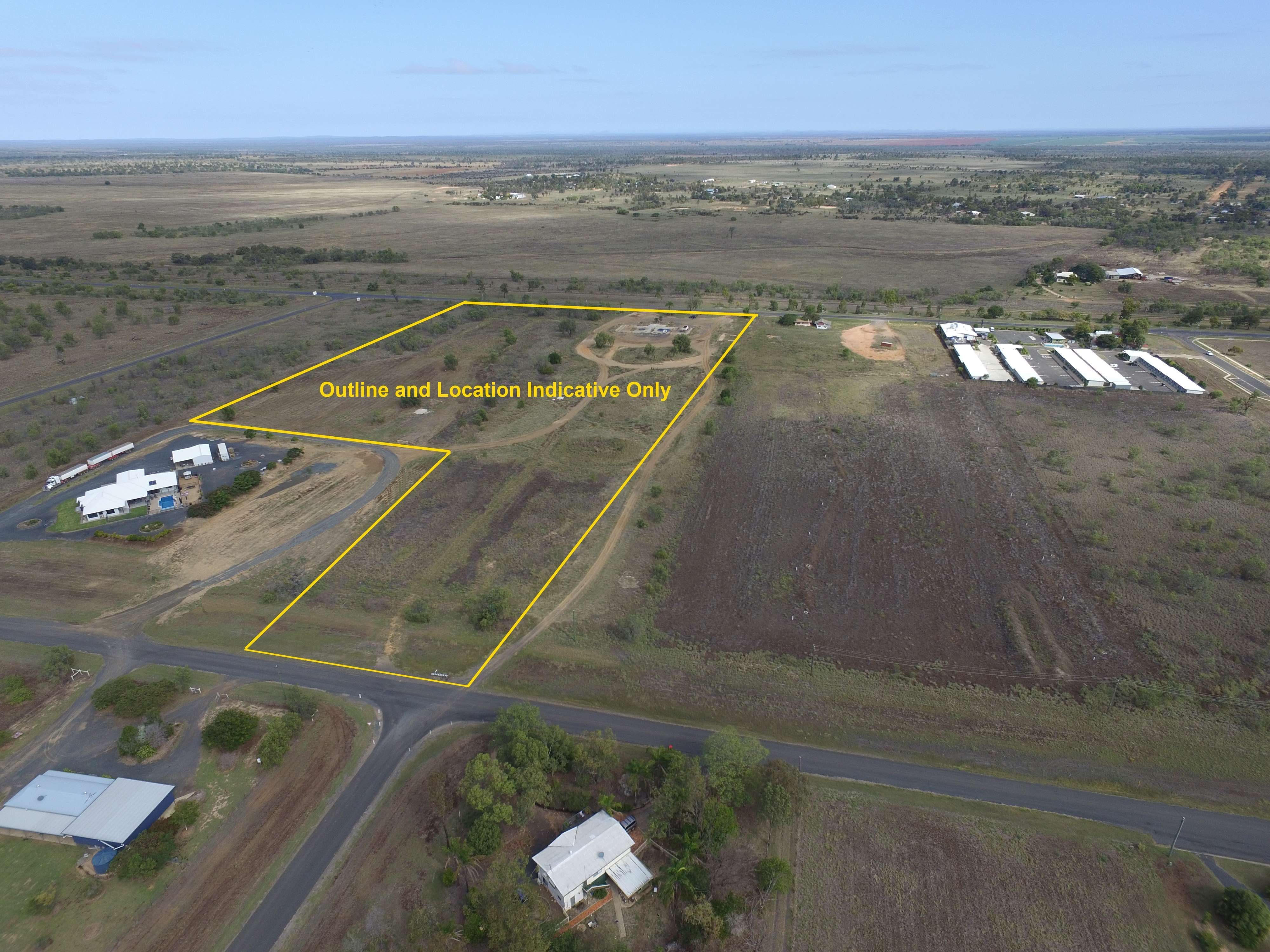 Lot 112 Peak Downs Highway
