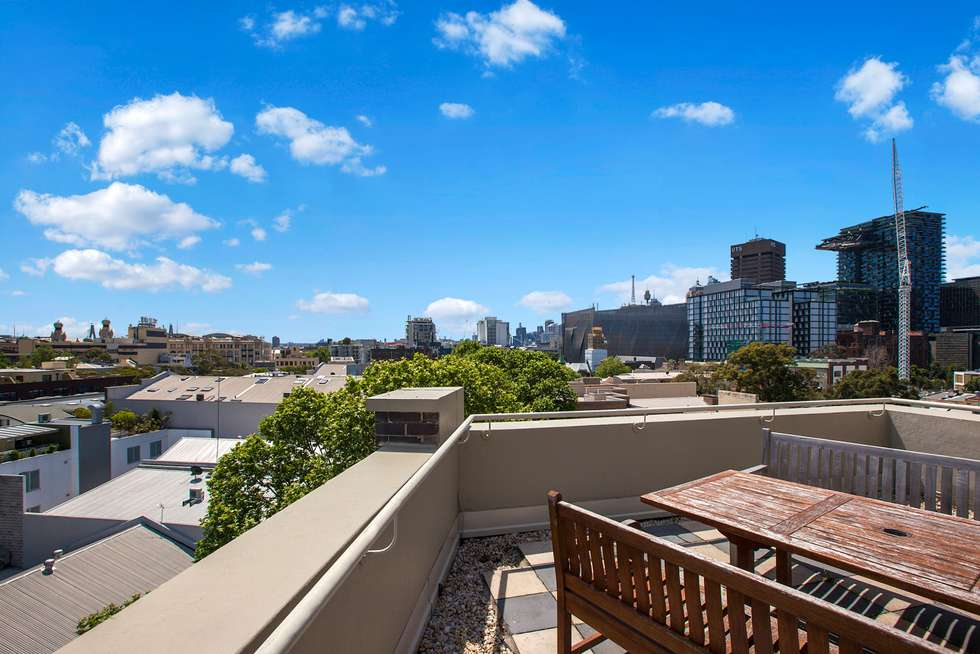 Fourth view of Homely apartment listing, 22/82 Myrtle Street, Chippendale NSW 2008