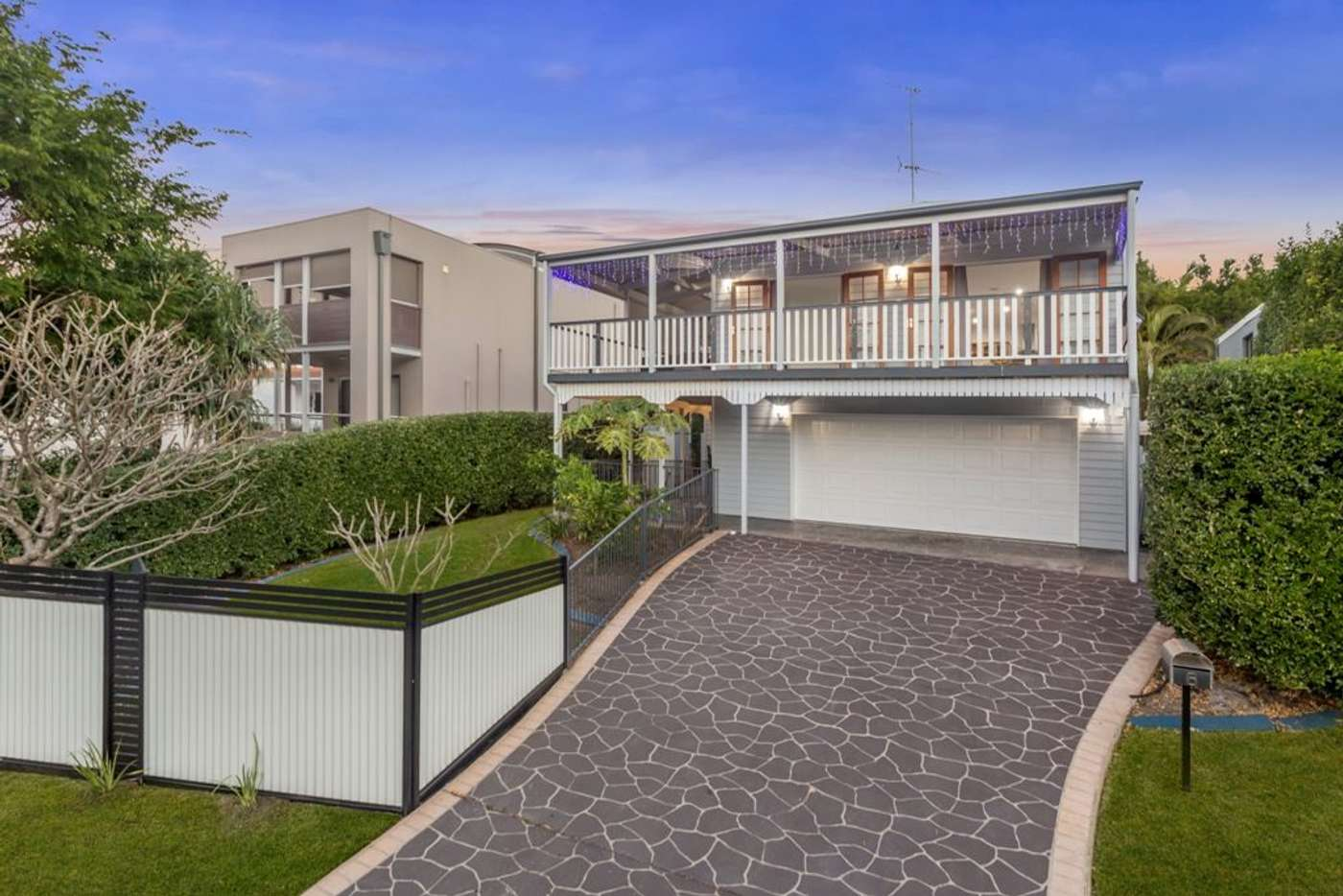 Main view of Homely house listing, 6 Daniel Place, Newmarket QLD 4051