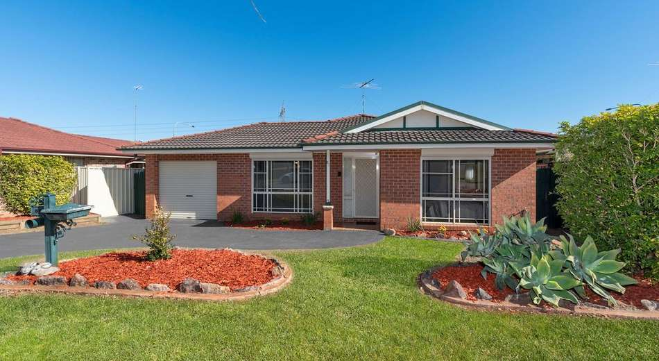58 Whitsunday Circuit, Green Valley NSW 2168