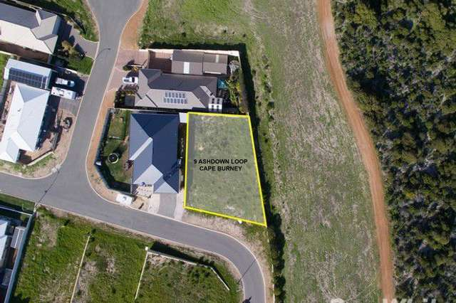 9 Ashdown Loop, Cape Burney WA 6532