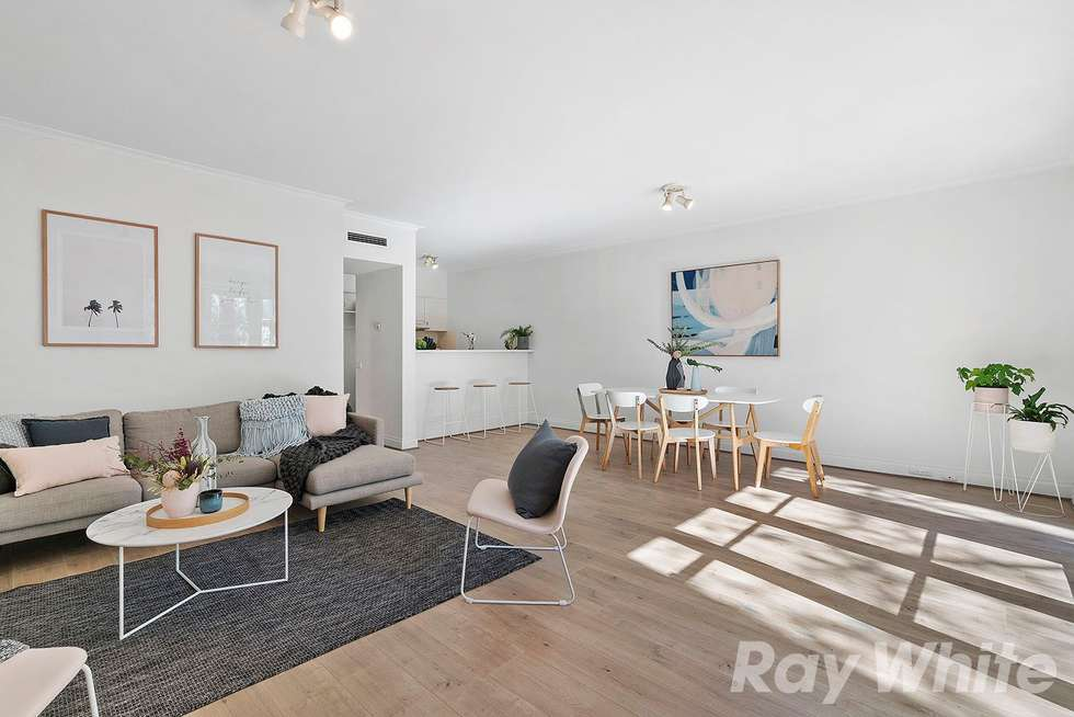 Second view of Homely apartment listing, 35/52 Leicester Street, Carlton VIC 3053