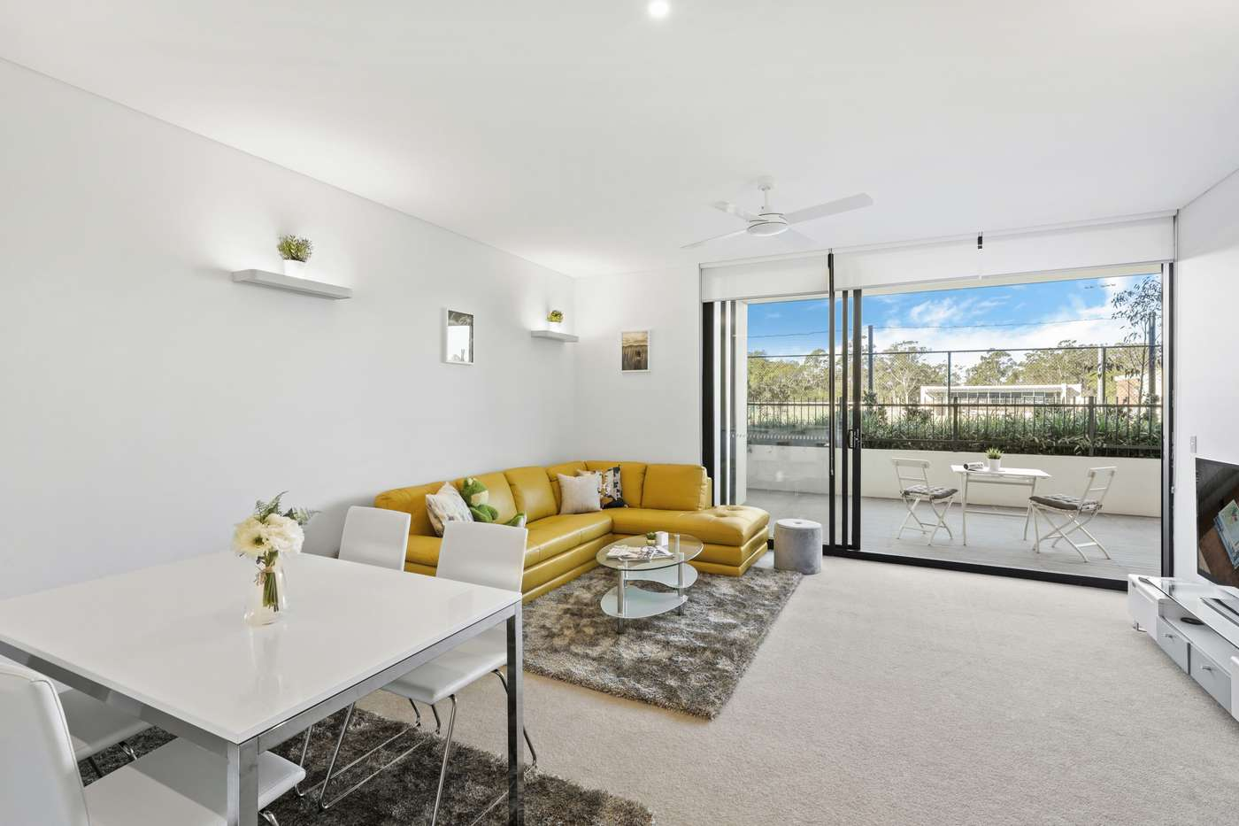 Main view of Homely unit listing, 8/6 Shout Ridge, Lindfield, NSW 2070