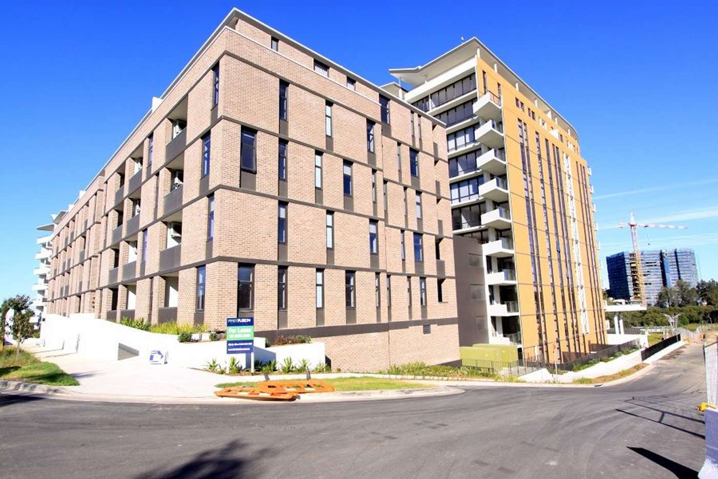 Main view of Homely apartment listing, 207c/3 Broughton Street, Parramatta NSW 2150