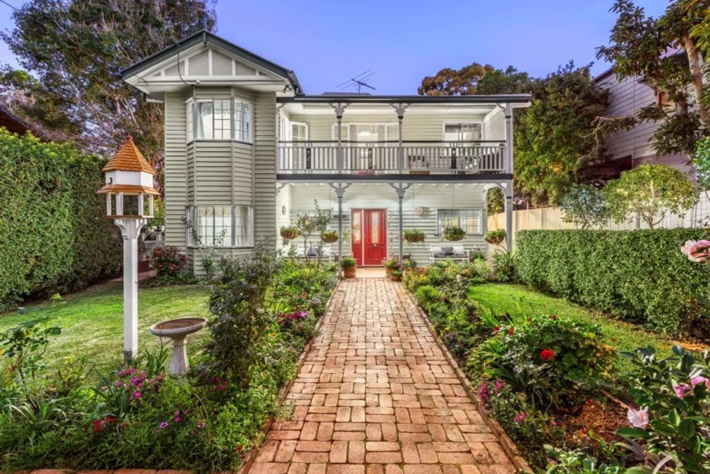 Main view of Homely house listing, 36 Willmington Street, Newmarket QLD 4051